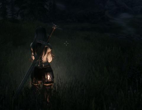 Skyrim「大晦日から始めちゃいました。」PC版なのでMODいっぱい入れたよー