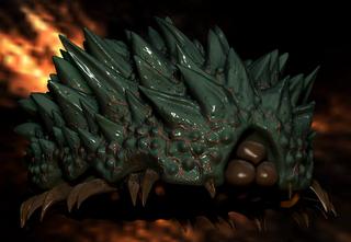 ZBrush「クロノトリガーのラヴォス」3Dスカルプト