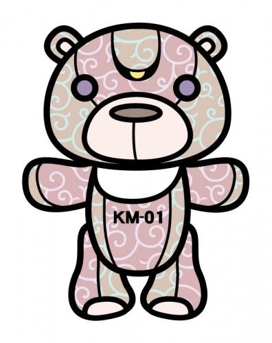 クマ人形ロボ & ScanBit MFS-A3買ったぴょ