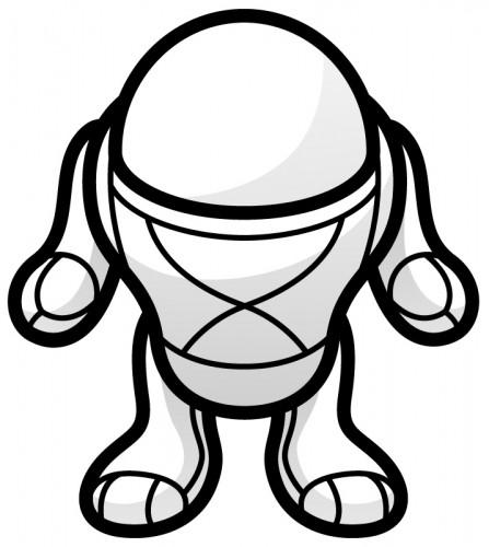 egg man robo