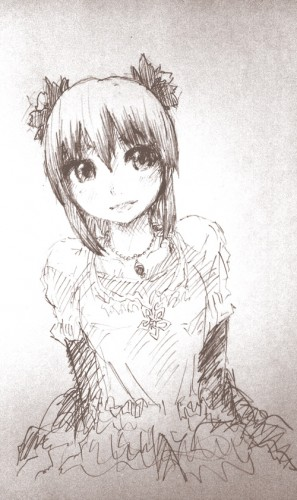 rakugaki princess