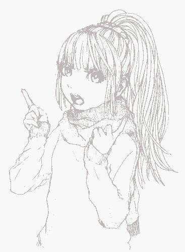 ponytail muffler
