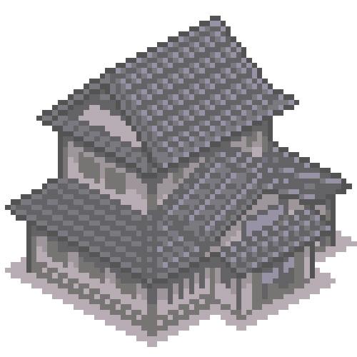 color japan style shop dot