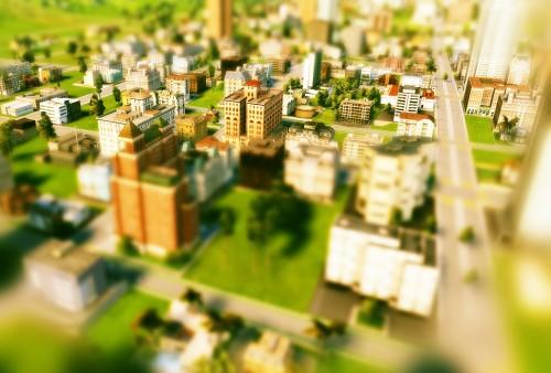 cities XL 2012 screenshot Diorama