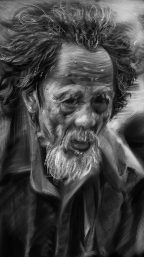 re Old man autotype