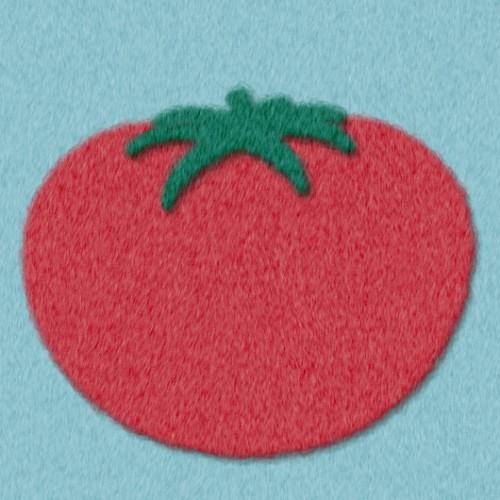 felt tomato